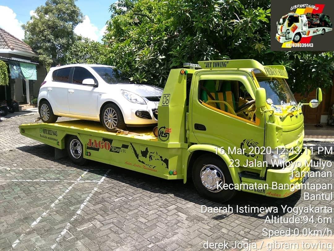 JASA TOWING MOBIL TERDEKAT DI JOGJA 087838339443