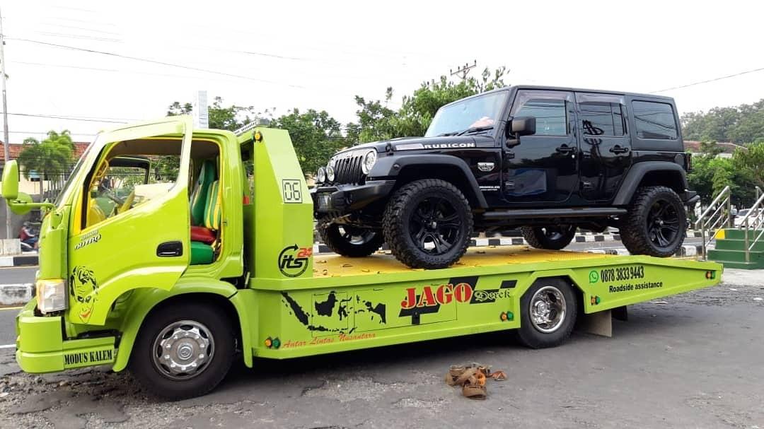 Jasa TOWING Mobil di JOGJA Yogyakarta 085101189443